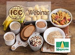 ICC WEBINAR: Resistant Starch - Physiological effects, health benefits and accurate measurement