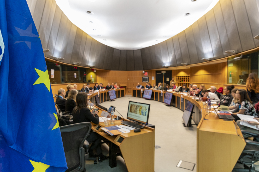 "Report from the EP event ""Take Whole grain Seriously! Make your grains whole: for your and the planet's health"""
