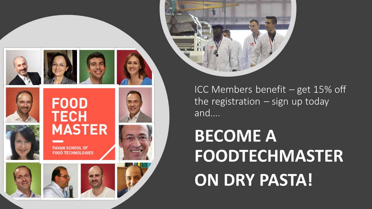 Become a Foodtechmaster on Dry Pasta