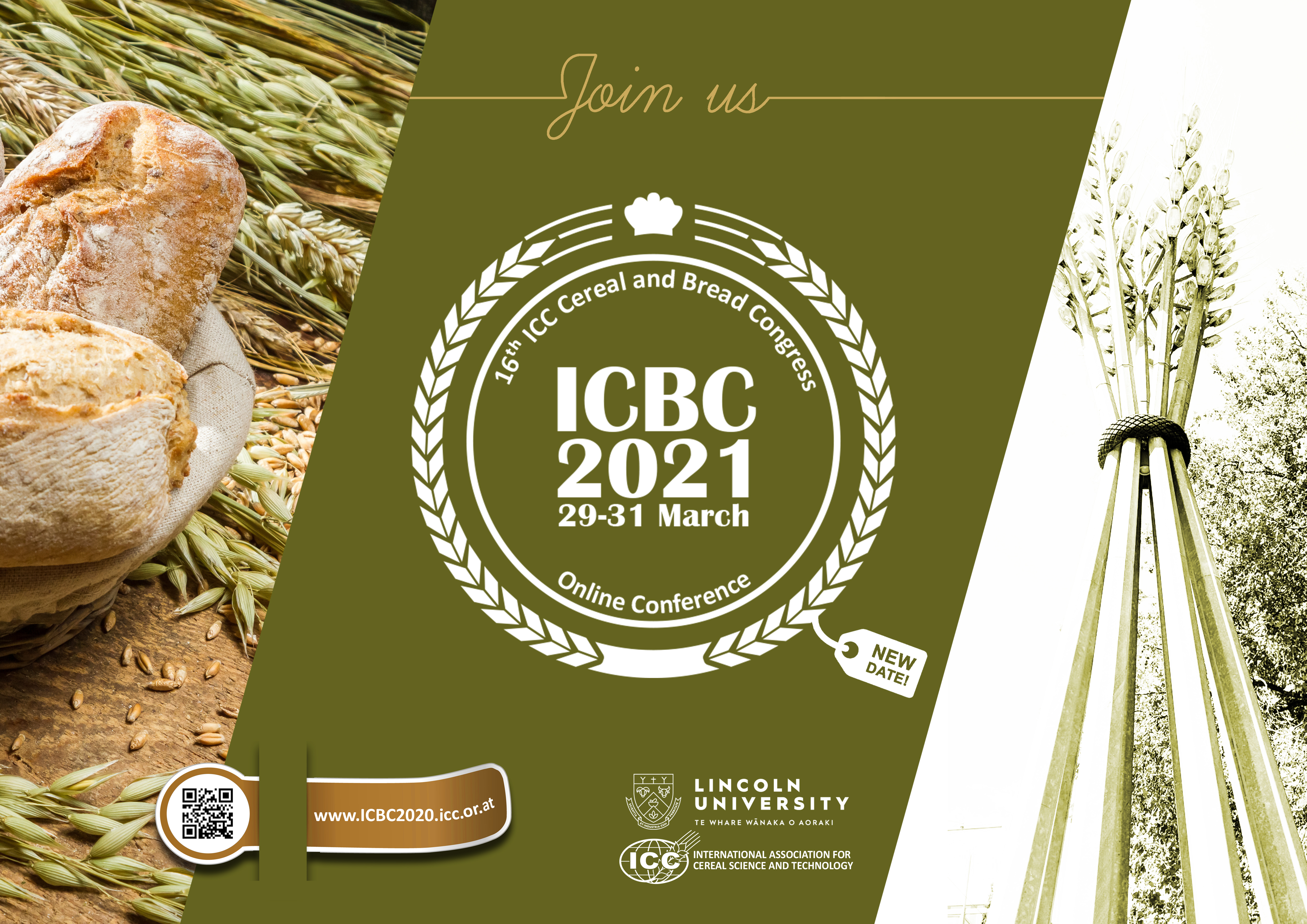 ICBC2021 - Submit your poster abstract and register!