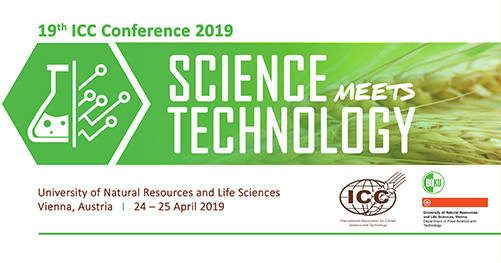 Cereal Science meets Technology - Save the date - Call for abstracts