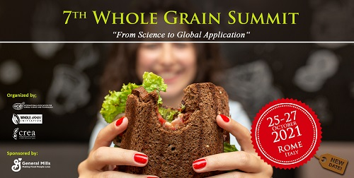 Whole Grain Summit - new date!