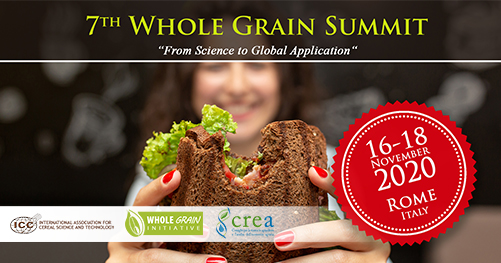 Whole Grain Summit 2020 - Call for Abstracts