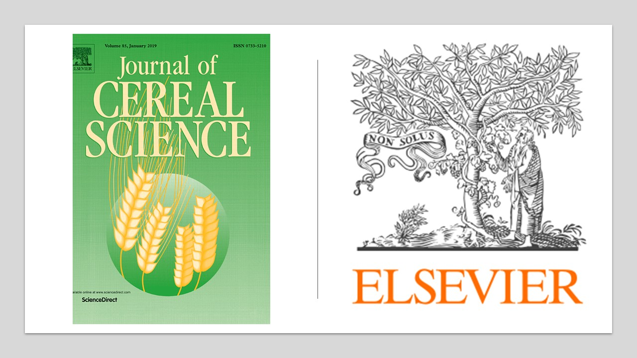 Journal of Cereal Science - New issue published