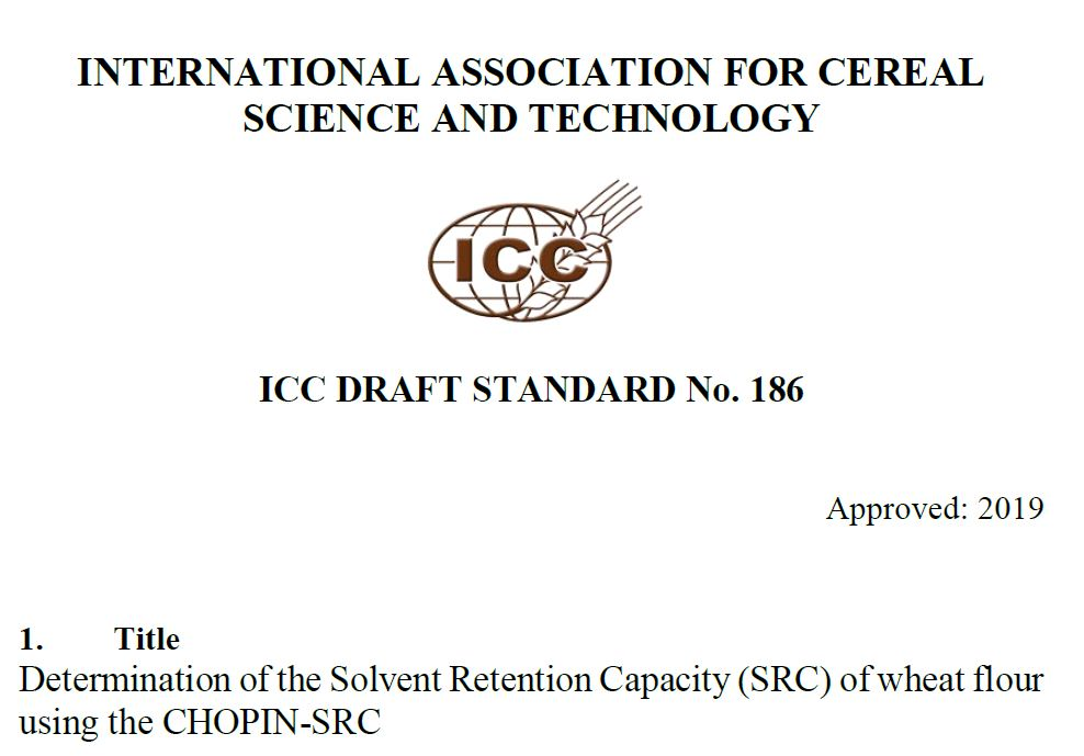 New ICC Draft Standard now available!