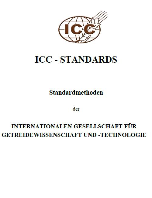 ICC Standardmethoden - Gesamtausgabe (2021) [PDF]